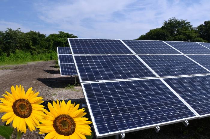 売れない遊休地も太陽光発電で活用したい