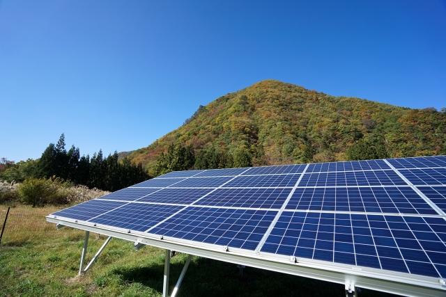 地方創生につながる太陽光投資